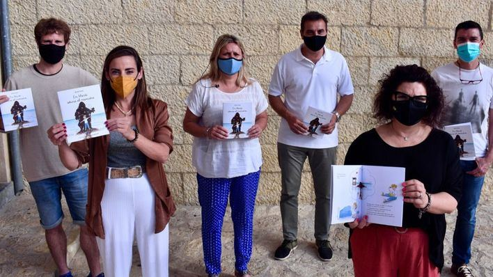 Pollença publica el cuento 'Martí atura al monstre' para concienciar sobre el cambio de hábitos