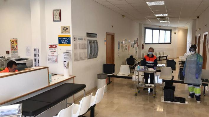 La incidencia de contagios en España se estanca y no baja de 118 casos