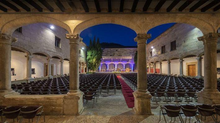 Acuerdo de colaboración entre el Festival de Pollença y Teatre Principal