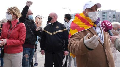 El impulsor de Resistencia Balear es citado en los juzgados de Palma y se niega a declarar