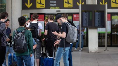 Previsión de 2.360 vuelos en los aeropuertos de Baleares, este fin de semana