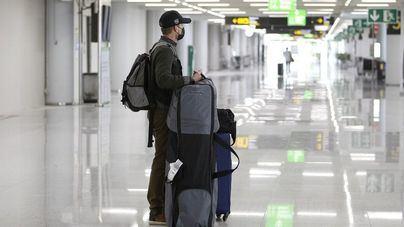 Viajeros de otras CCAA sin prueba negativa de Covid 19 podrán ser multados desde hoy