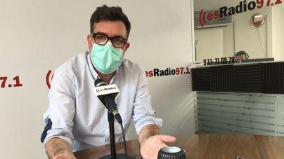 Antoni Noguera en esRadio97.1: