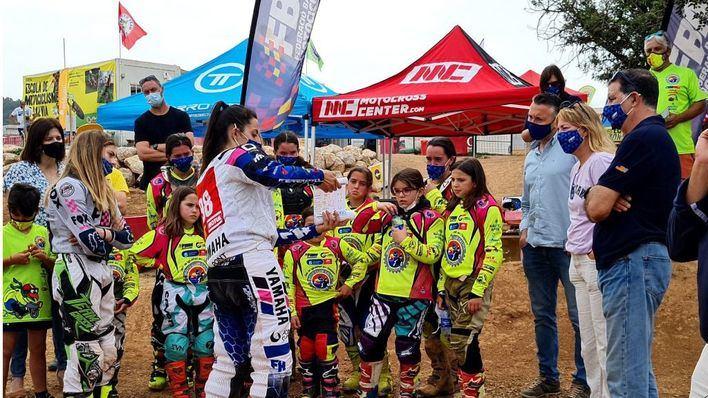 Calvià celebra su I Diada por la igualdad en motociclismo