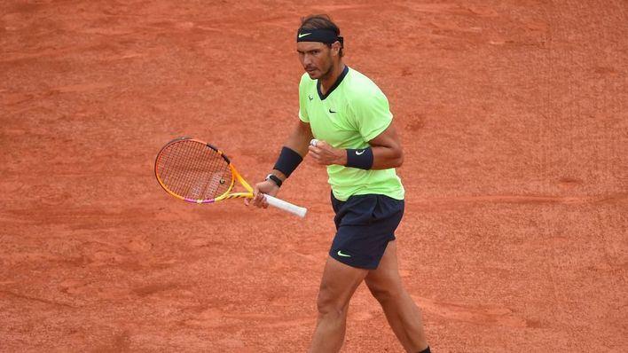 Nadal avanza a octavos de final de Roland Garros tras derrotar a Norrie