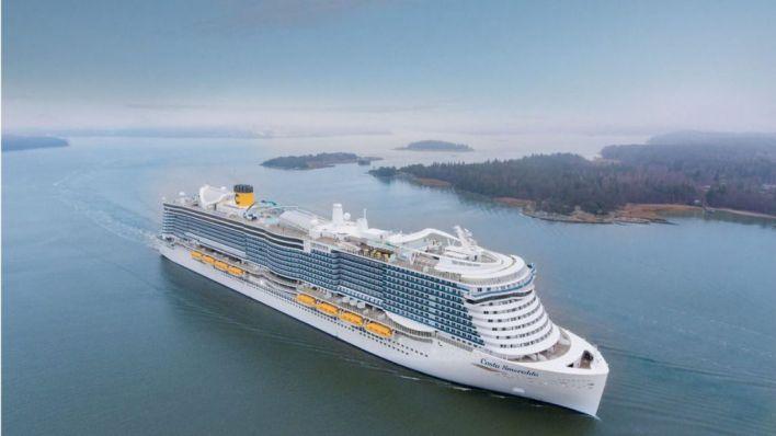El Gobierno levanta desde este lunes la prohibición a los cruceros internacionales