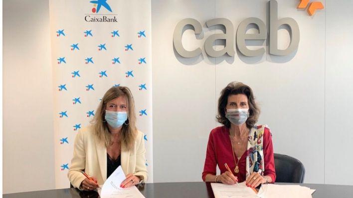 CaixaBank y CAEB apoyarán proyectos empresariales de Balears en el marco del Plan Europeo de Recuperación