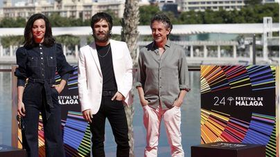 La mallorquina Vicky Luengo, en el Festival de Málaga con el thriller 'El sustituto'