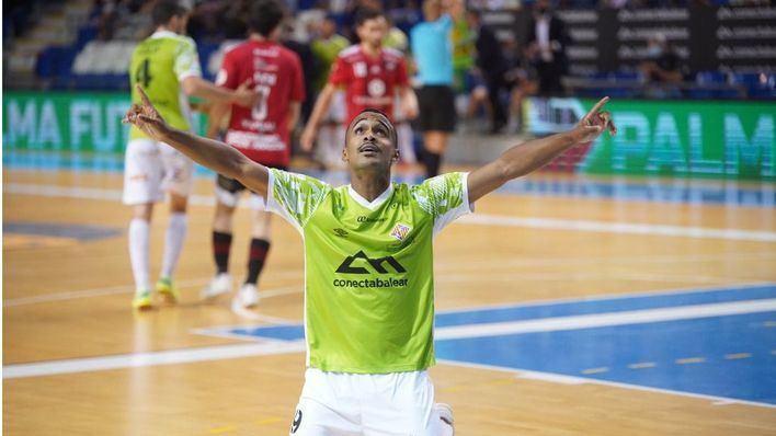 El Palma Futsal arrolla y ya está en semifinales