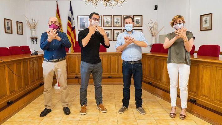 Marratxí ofrecerá los plenos y los actos públicos relevantes en lengua de signos