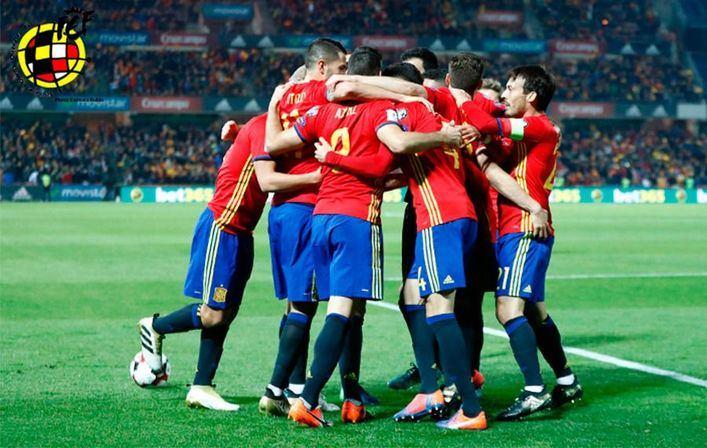 Sanidad da vía libre a la vacunación de la selección española antes de la Eurocopa