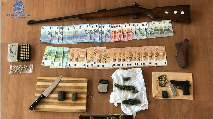 Golpe al 'clan del Melillo' y 'del Paisano' por vender droga en el Polígon de Llevant