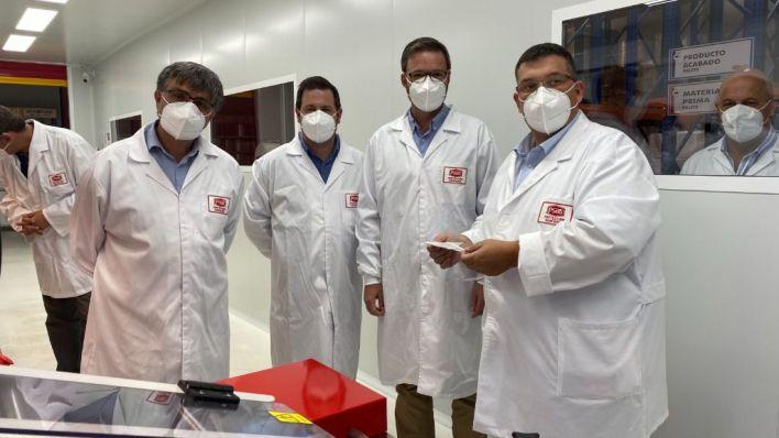 Hila: 'Debemos potenciar el producto local y usar mascarillas PSB5, fabricadas en Mallorca'