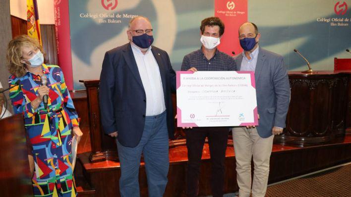 'Azul en Acción' y ´Sonrisa Médica' ganan las Ayudas a la Cooperación del Comib