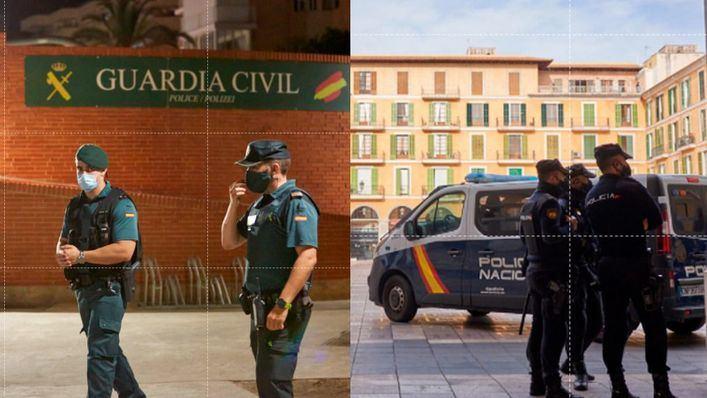 Operación verano: Baleares contará con 300 policías y guardias civiles extra