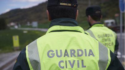 Muere un motorista al chocar frontalmente contra un coche en Ibiza