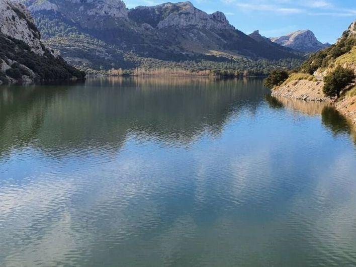 Las reservas hídricas de Baleares se sitúan en el 55 por ciento, 18 puntos menos que en 2020