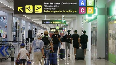 Los aeropuertos de Baleares operan 1.956 vuelos este fin de semana