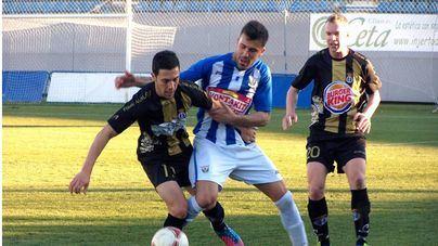 El Atlético Baleares ficha un 'torpedo': Dioni, 138 goles en Segunda B