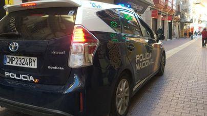 Violento robo a una mujer que paseaba por Palma
