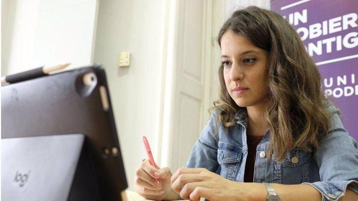 Gloria Santiago reivindica un Podemos 'fuerte para seguir conquistando derechos sociales'