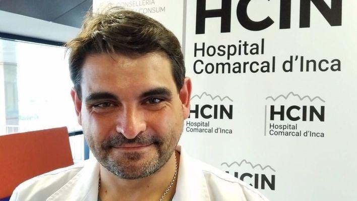 El doctor José Reyes Moreno, nombrado coordinador del programa de detección precoz de Cáncer de Colon y Recto de Baleares