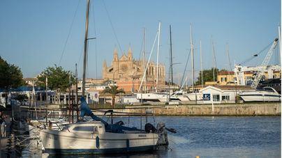 Sol y temperaturas en ascenso este domingo en Baleares