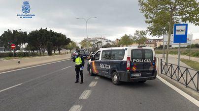 Arrestado un 'viejo conocido' de la policía por robos con fuerza en coches en Playa de Palma