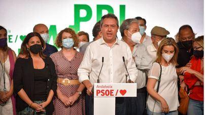Juan Espadas, el candidato de Pedro Sánchez, derrota a Susana Díaz en las primarias del PSOE andaluz