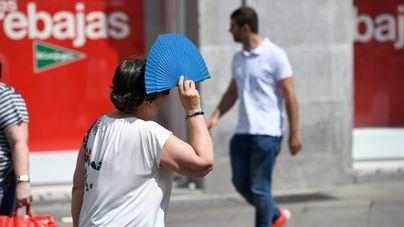 Las temperaturas continúan en ascenso este lunes en Baleares