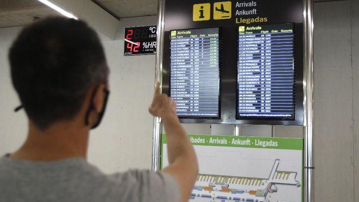 Controles en aeropuertos de Baleares: quién y qué debe presentarlos