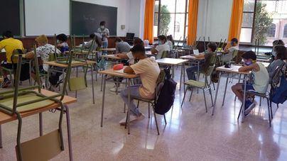 Solo la mitad de los profesores de Baleares están inmunizados contra la Covid