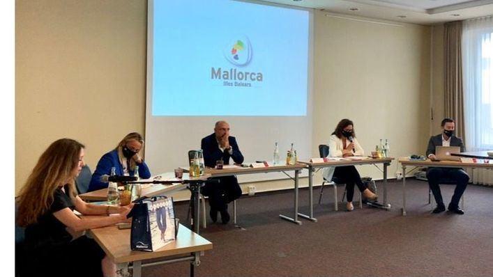 Mallorca se promociona en Alemania como destino seguro y sostenible