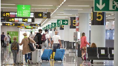 Son Sant Joan ya fue en mayo el segundo aeropuerto español en número de pasajeros