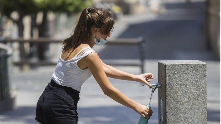 Alerta en Mallorca ante la primera gran ola de calor del año