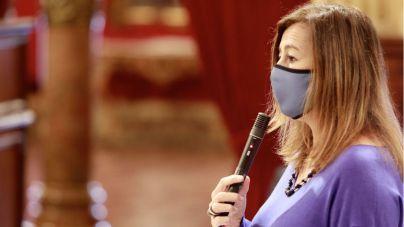 Armengol: 'Basta de meter miedo a la ciudadanía con los okupas'