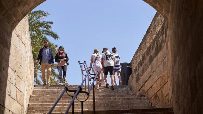 El termómetro rozará hoy los 36 grados en Mallorca
