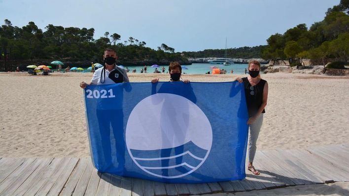 Santanyí, el municipio mallorquín con más banderas azules en sus playas por segundo verano consecutivo