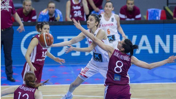 Alba Torrens, baja definitiva para el Eurobasket