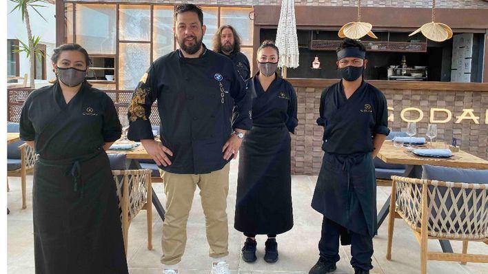 Abre 'Godai', el primer restaurante japomenorquín del mundo