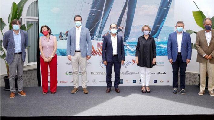 La Copa del Rey Mapfre regresa como una regata 'segura' frente a la pandemia
