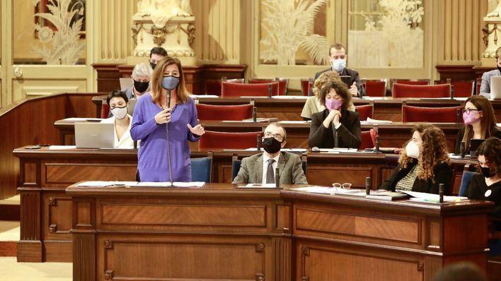 Los diputados del Parlament se marchan de vacaciones hasta septiembre