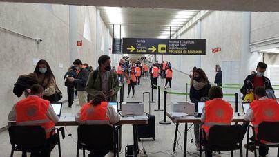 El TSJIB vuelve a autorizar los controles de entrada de pasajeros en puertos y aeropuertos de Baleares