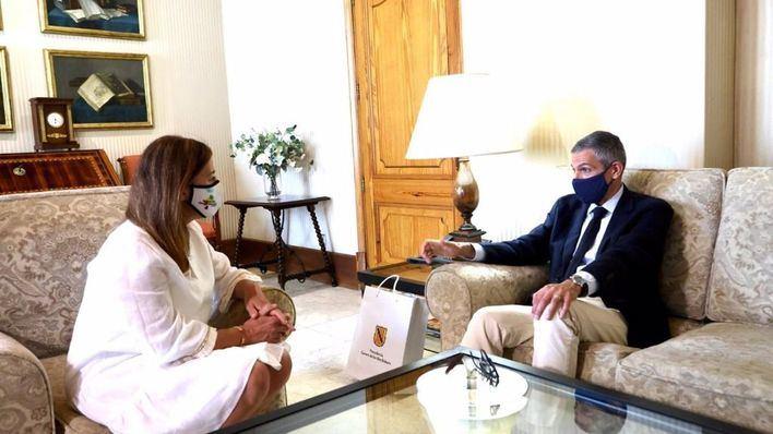 El cónsul de Francia se abre a potenciar el turismo galo en Baleares a medida que avance la vacunación