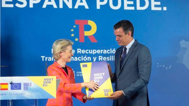 Bruselas aprueba el plan de recuperación de España y acerca el pago de los primeros 9.000 millones