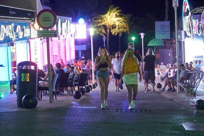 Los hosteleros de Calvià piden más presencia de la Guardia Civil en el municipio