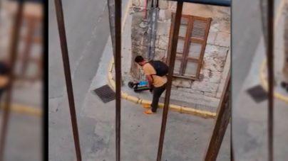Cazado cuando robaba un patinete de 600 euros en Sa Pobla