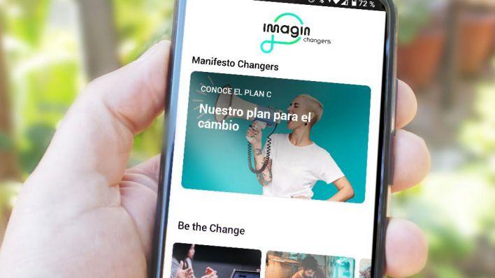 imagin lanza 'imaginChangers' para fomentar el voluntariado digital