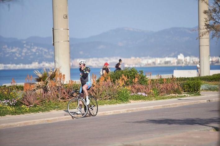 Cielos despejados y temperaturas estables en Baleares