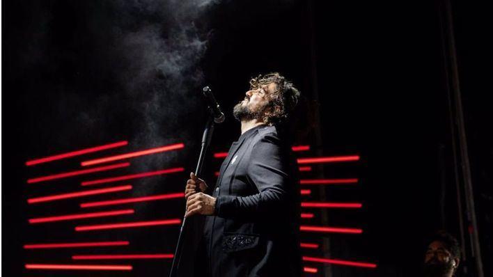 Antonio Orozco actuará el 3 de julio en Palma